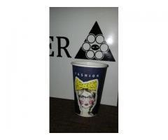 Бумажный стакан 340 мл Casher