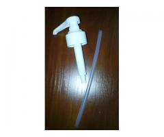 Помпа дозатор для стеклянной бутылки Casher