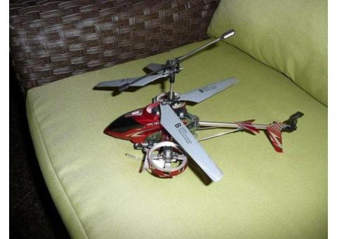 Вертолет SPL Technik SPL 163