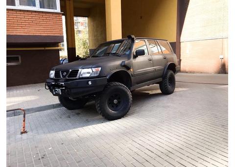 Nissan Patrol 2.8