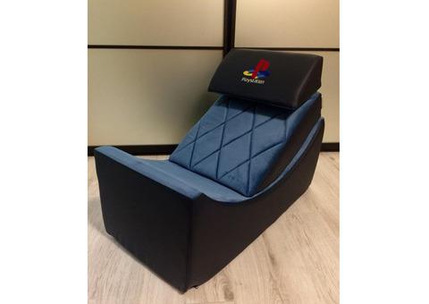 Игровое кресло пуф для x-box  и sony playstation
