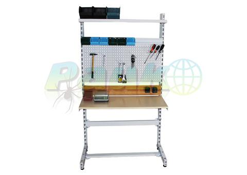 Монтажний стіл, стіл монтажника, робоче місце майстра, стіл електромонтера