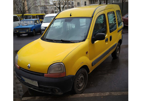 Авто под выкуп Рено Кенгу  без залога киев