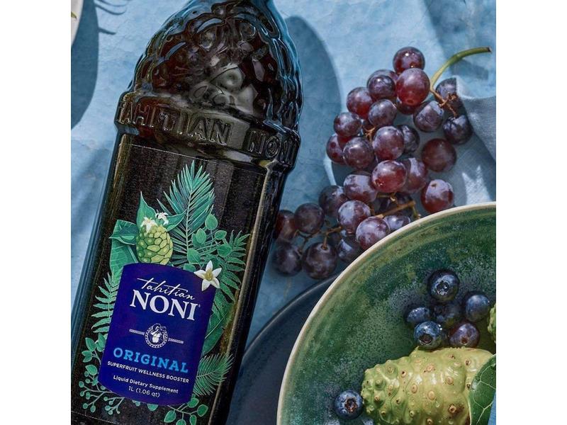 Сок нони – продукт здоровья, молодости и долголетия